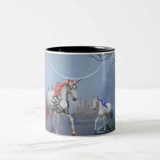 La taza de los unicornios
