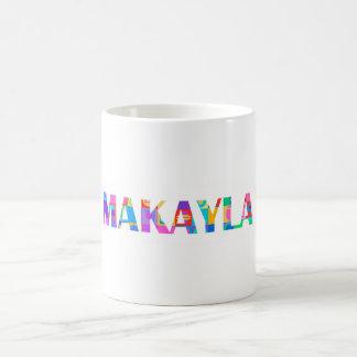 La taza de Makayla