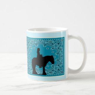 La taza de mi vaquera