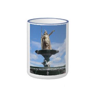 La taza de oro del inca