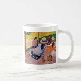 """""""La taza de Paul Gauguin de la siesta"""" -"""