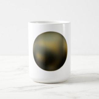 La taza de Plutón del planeta