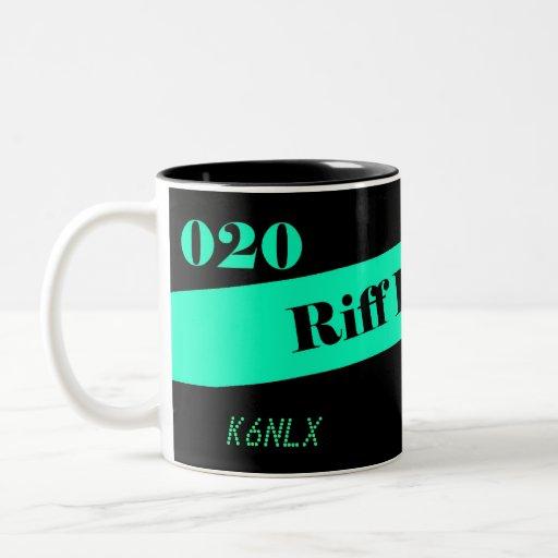 La taza de Riffrafter