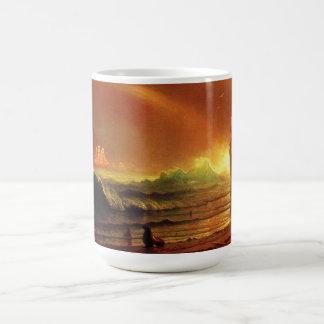 La taza de San Francisco del vintage del Golden Ga