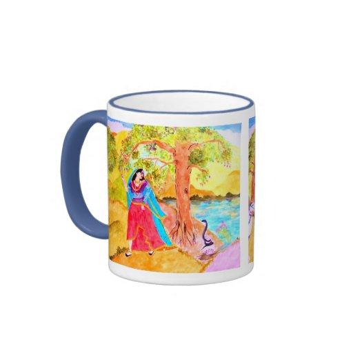 La taza de un artista