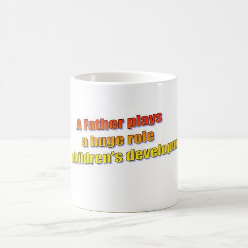 La taza de un padre