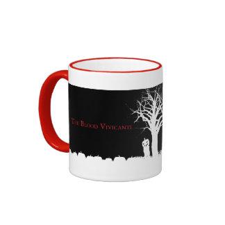 La taza de Vivicanti de la sangre