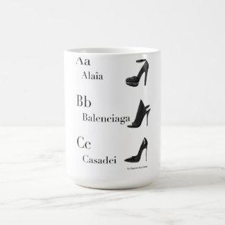 ¡La taza del ABC!