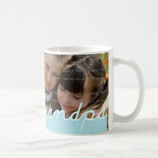 """La taza del abuelo del día de padre """"amamos"""" con l"""