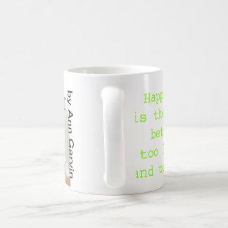 La taza del año del perro de Ana Garvin
