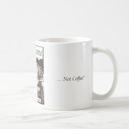 ¡La taza del Antigone, mujeres hace el café de la