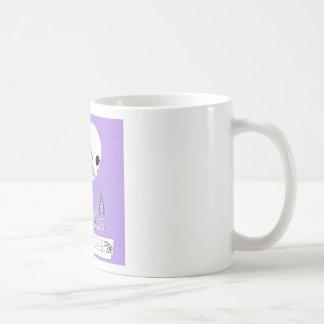 La taza del apego de la gota de Deady