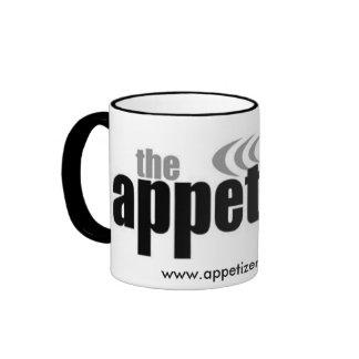 La taza del aperitivo viejo logotipo
