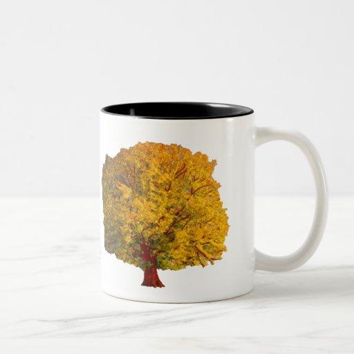 La taza del árbol de la búsqueda