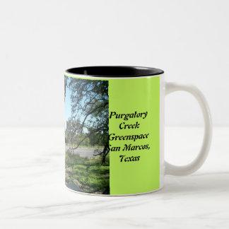 La taza del árbol del palo