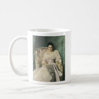 La taza del artista de John Singer Sargent