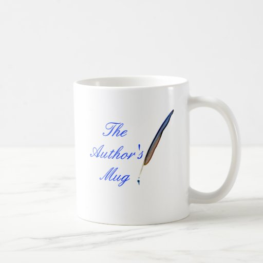 La taza del autor
