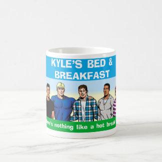 La taza del B&B del Kyle