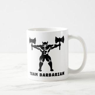 La taza del bárbaro