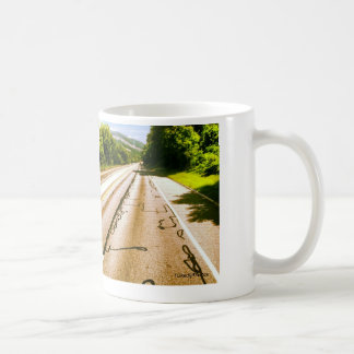 La taza del camino