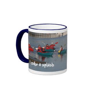 La taza del Canoeist