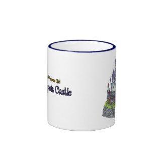 La taza del castillo de la necrópolis