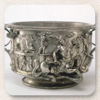 La taza del Centaur, Gallo-Romana, del Berthouvill Posavaso