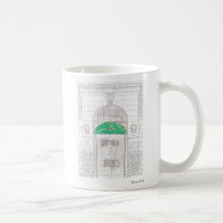 La taza del Centennial de Grinnell