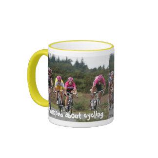 La taza del ciclista
