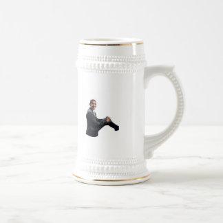 La taza del colector de la inauguración de Barack