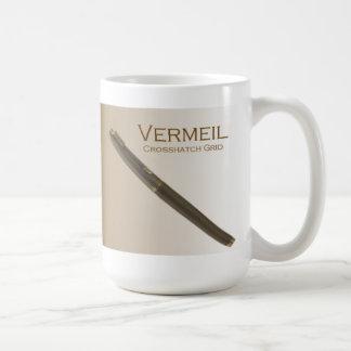 La taza del colector de la pluma de Parker 75 Verm