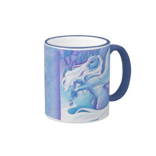 La taza del colector del espacio