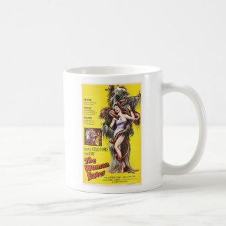 La taza del comedor de la mujer