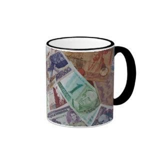 La taza del dinero