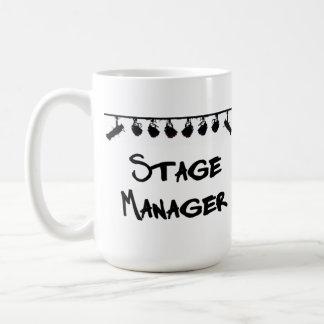La taza del director de escena