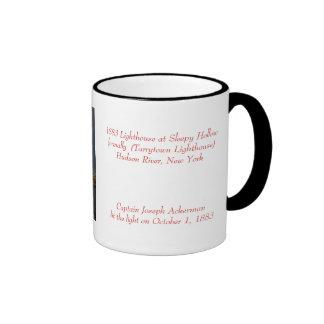 La taza del faro de Tarrytown