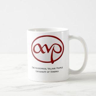 La taza del funcionario AVP