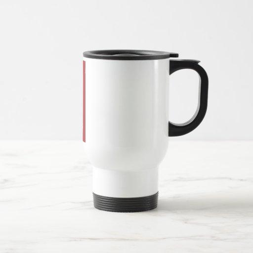 La taza del hombre hecho