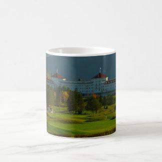 La taza del hotel de Washington del soporte