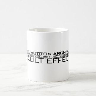 La taza del logotipo de Autiton Archives™