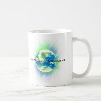 La taza del movimiento del espíritu de la época