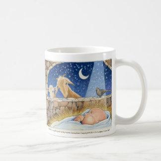 La taza del navidad