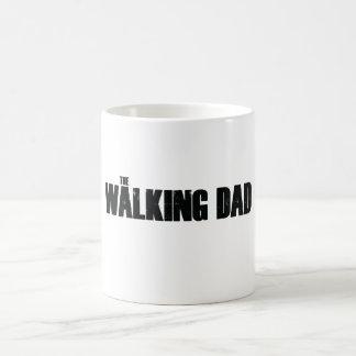 La taza del papá que camina