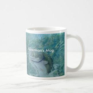 La taza del pescador