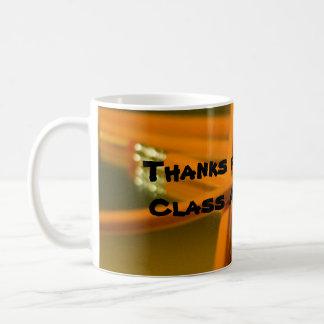 la taza del profesor