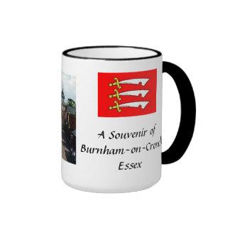 La taza del recuerdo Burnham-en-Se agacha Essex