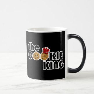 La taza del rey café de la galleta