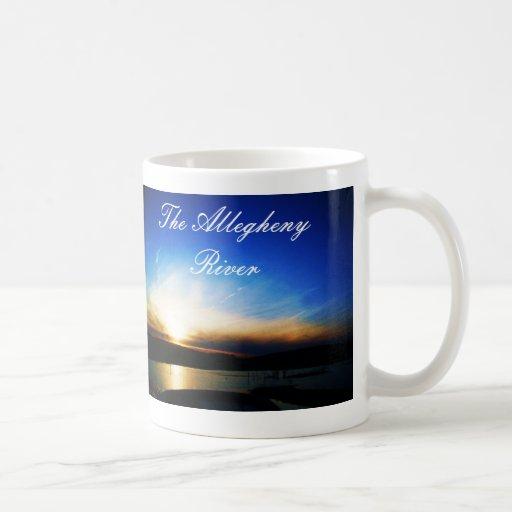 La taza del RÍO de ALLEGHENY