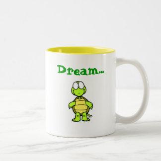 La taza del soñador por la tortuga de Tommy