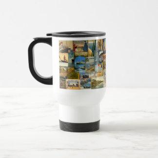 La taza del viaje del viaje magnífico